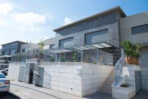 בדק בית לאחר זיפות גגות בניין