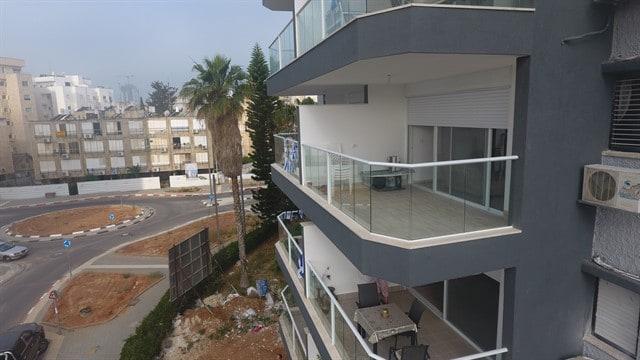 צילום קווי ביוב בבניין מגורים