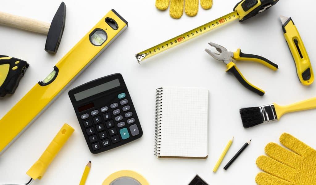 כלי מדידה ומחשבון